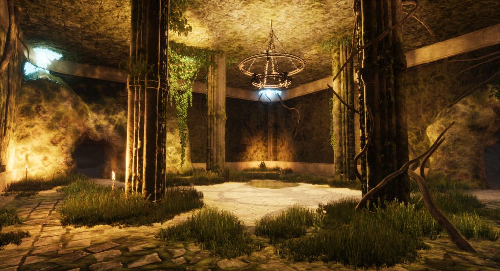 IX - The Pilgrim's Path - Screen